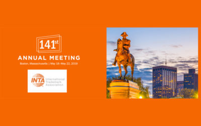 Attending the INTA Annual Meeting 2019