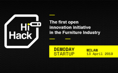 Partecipiamo a Hi-Hack, prima iniziativa Open Innovation dell'industria del mobile