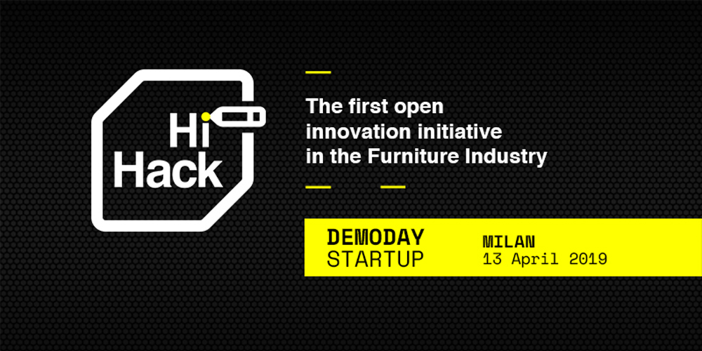 See you at Hi-Hack, the Open Innovation event of Italy's furniture industry
