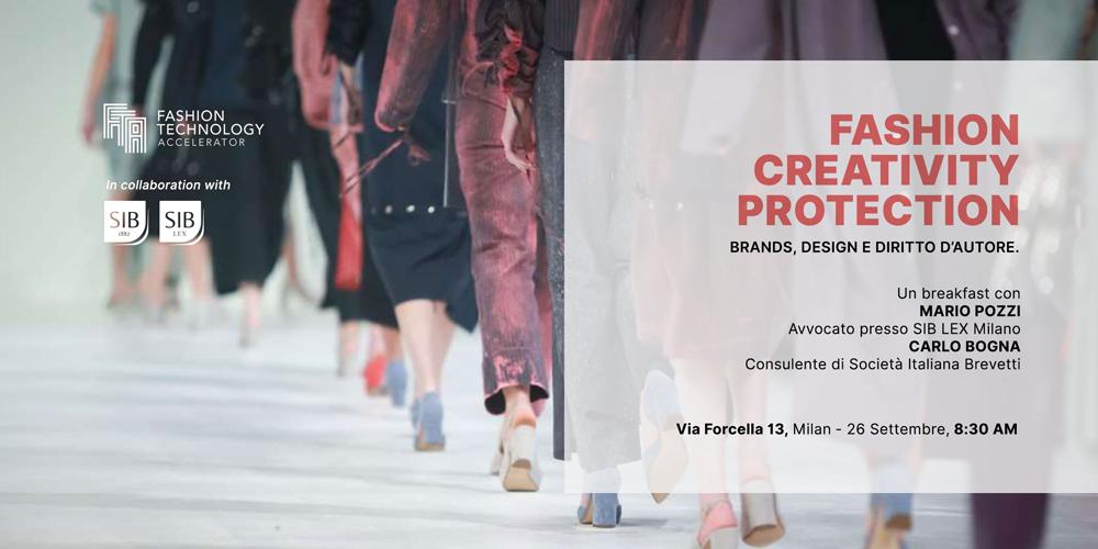 Tutelare la creatività nella Fashion Industry: brand, design e diritto d'autore
