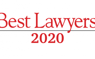 G. A. Grippiotti included in The Best Lawyers in Italy 2020