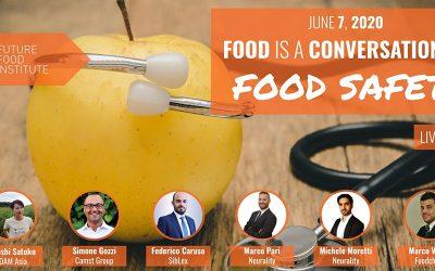 Sicurezza alimentare e proprietà intellettuale, ne parliamo all'evento social del Future Food Institute