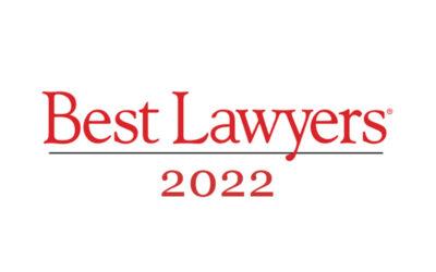 Grippiotti fra i migliori avvocati per la proprietà industriale secondo Best Lawyers 2022
